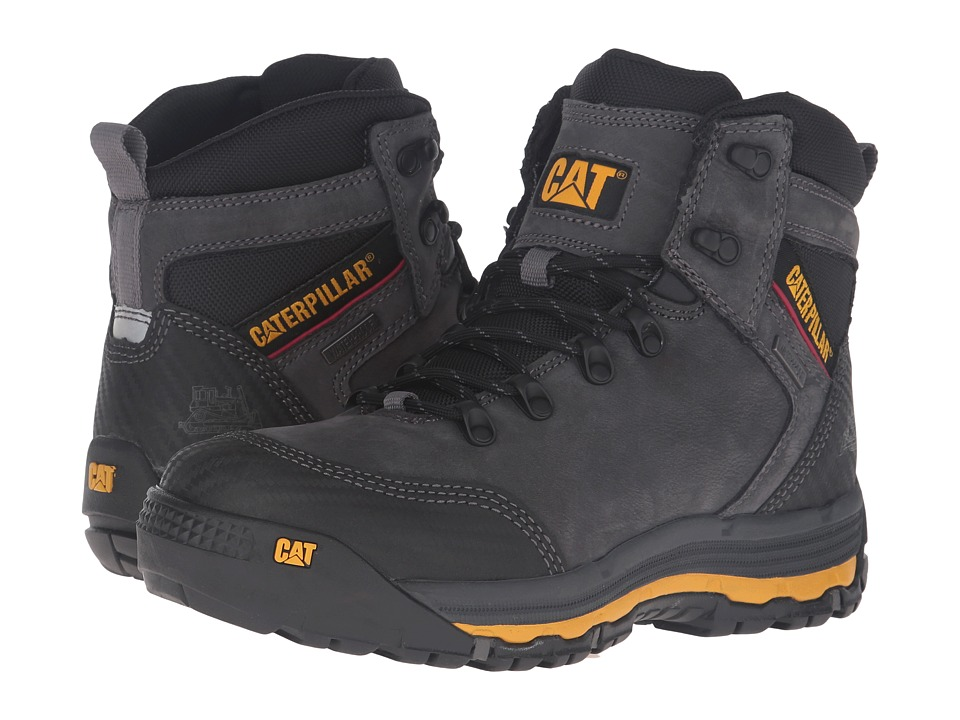 Caterpillar Munising 6 Waterproof (Dark Shadow) Men