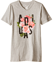 adidas Kids - Adi Roses Tee (Big Kids)