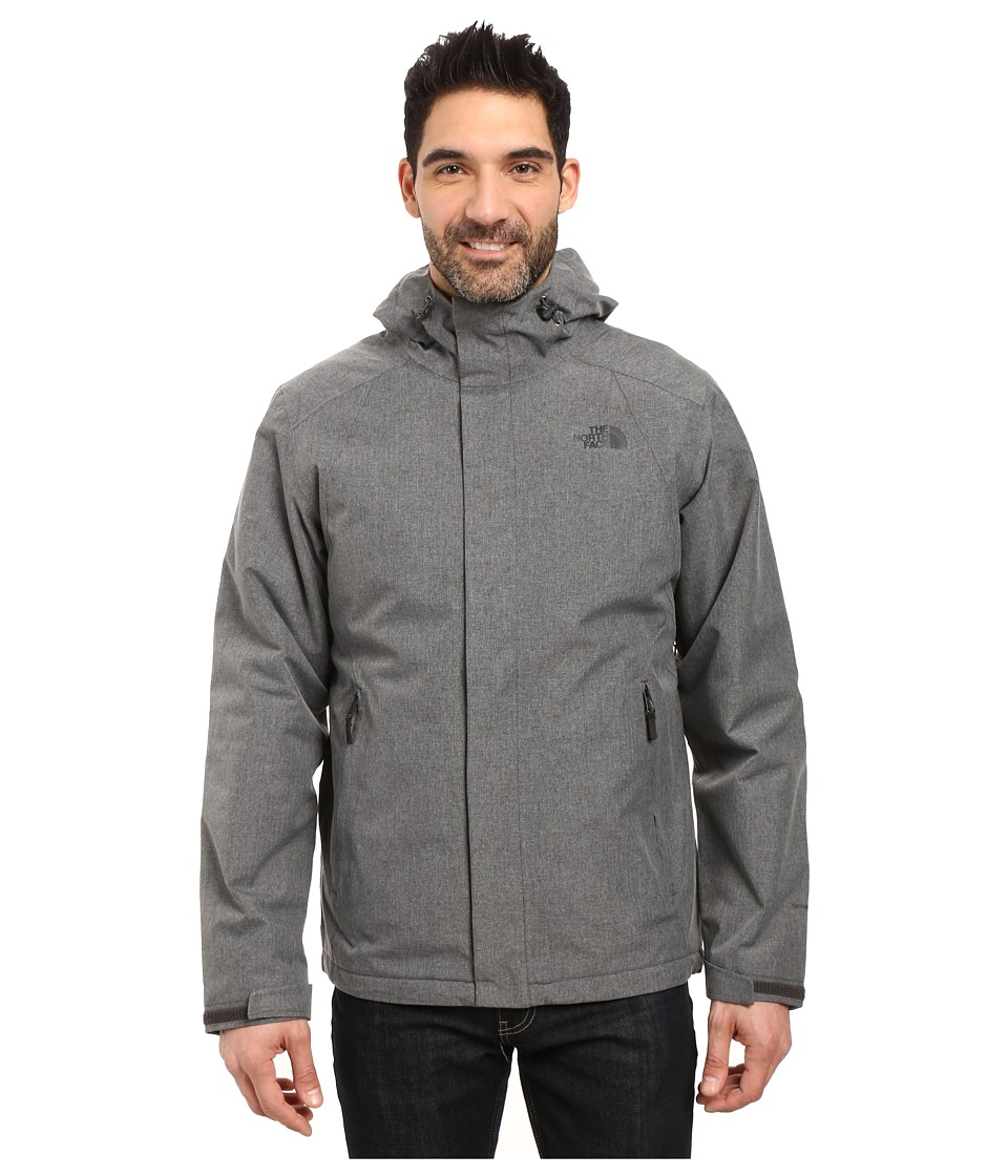 The North Face Inlux Insulated Jacket (TNF Medium Grey Heather) Men
