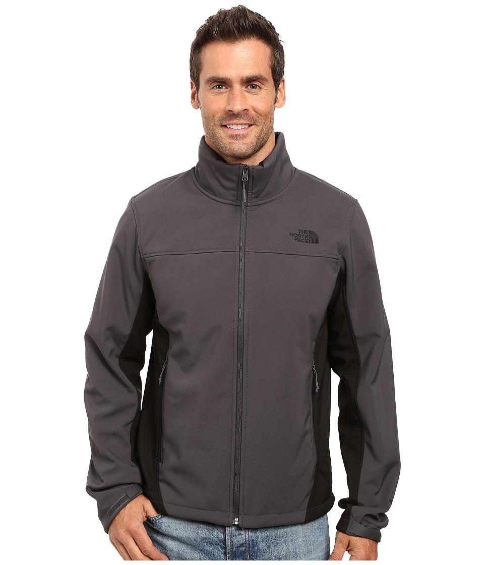 The North Face Apex Chromium Thermal Jacket (Asphalt Grey/TNF Black) Men