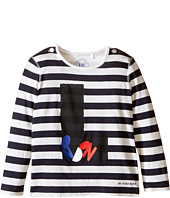 Burberry Kids - London Long Sleeve Tee (Infant/Toddler)