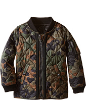 Burberry Kids - Benjamin Quilted Jacket (Infant/Toddler)