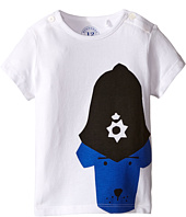 Burberry Kids - Police Dog Tee (Infant/Toddler)