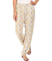 Stetson - Floral Batik Relaxed Fit Pants