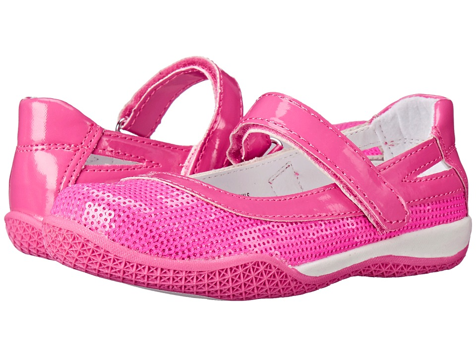 W6YZ Kathy Toddler/Little Kid Fushia Girls Shoes