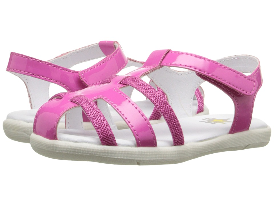 W6YZ Holly Toddler/Little Kid Fushia Girls Shoes
