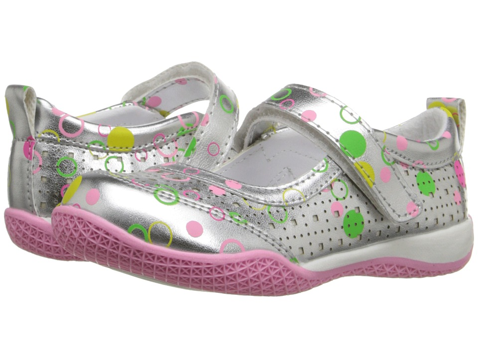 W6YZ Gina Toddler/Little Kid Multi Girls Shoes