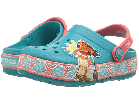 Crocs Kids CrocsLights Moana Clog (Toddler/Little Kid)