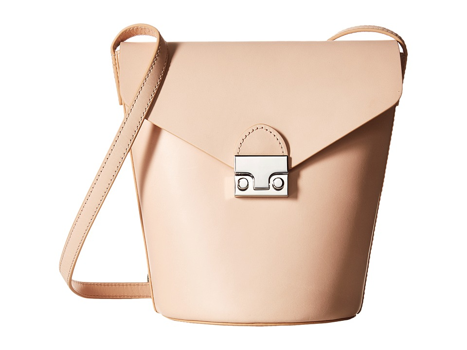 Loeffler Randall - Flap Bucket (Sand) Handbags