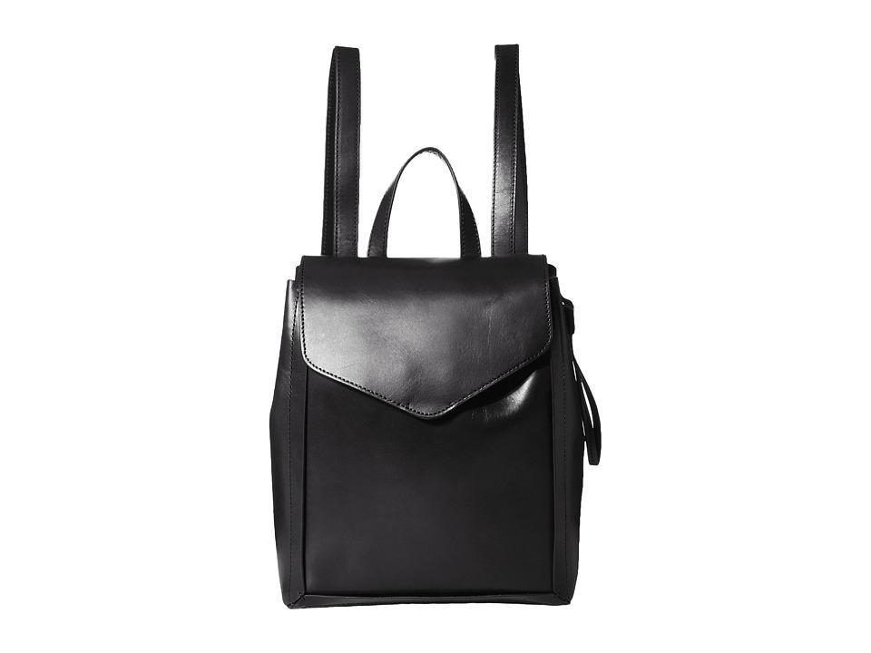 Loeffler Randall - Mini Backpack (Black) Backpack Bags