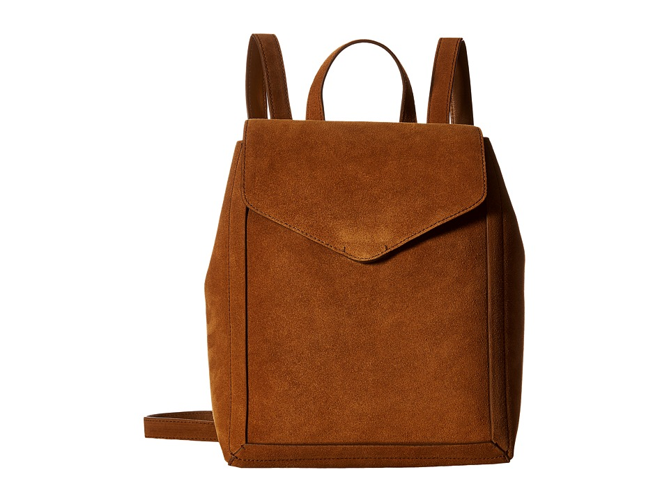 Loeffler Randall - Mini Backpack (Sienna) Backpack Bags