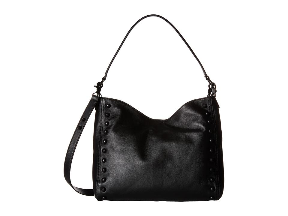 Loeffler Randall - Mini Hobo (Black) Hobo Handbags