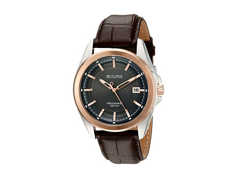 Bulova Precisionist - 98B267 - Brown