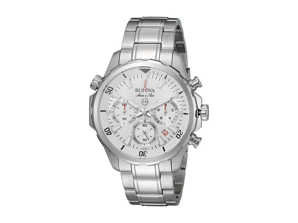 BULOVA Marine Star - 96B255 (White) Watches