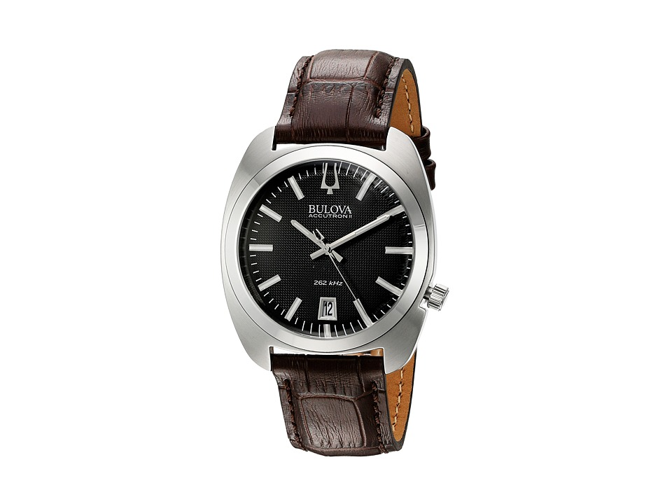 Bulova - Accutron ll - 96B253 (Brown) Watches
