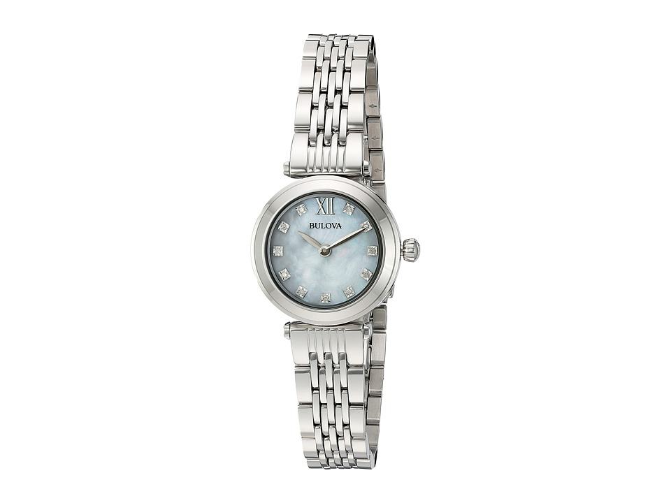 Bulova Diamonds 96P167 White Watches