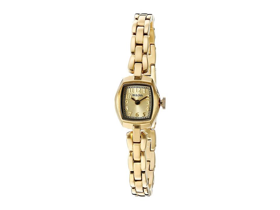 Bulova - Classic - 97L155 (Yellow) Watches