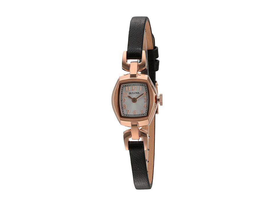 Bulova Classic 97L154 Black Watches