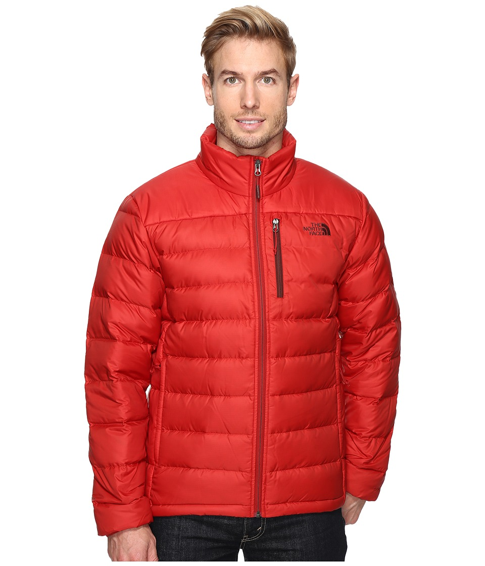 The North Face Aconcagua Jacket (Cardinal Red) Men