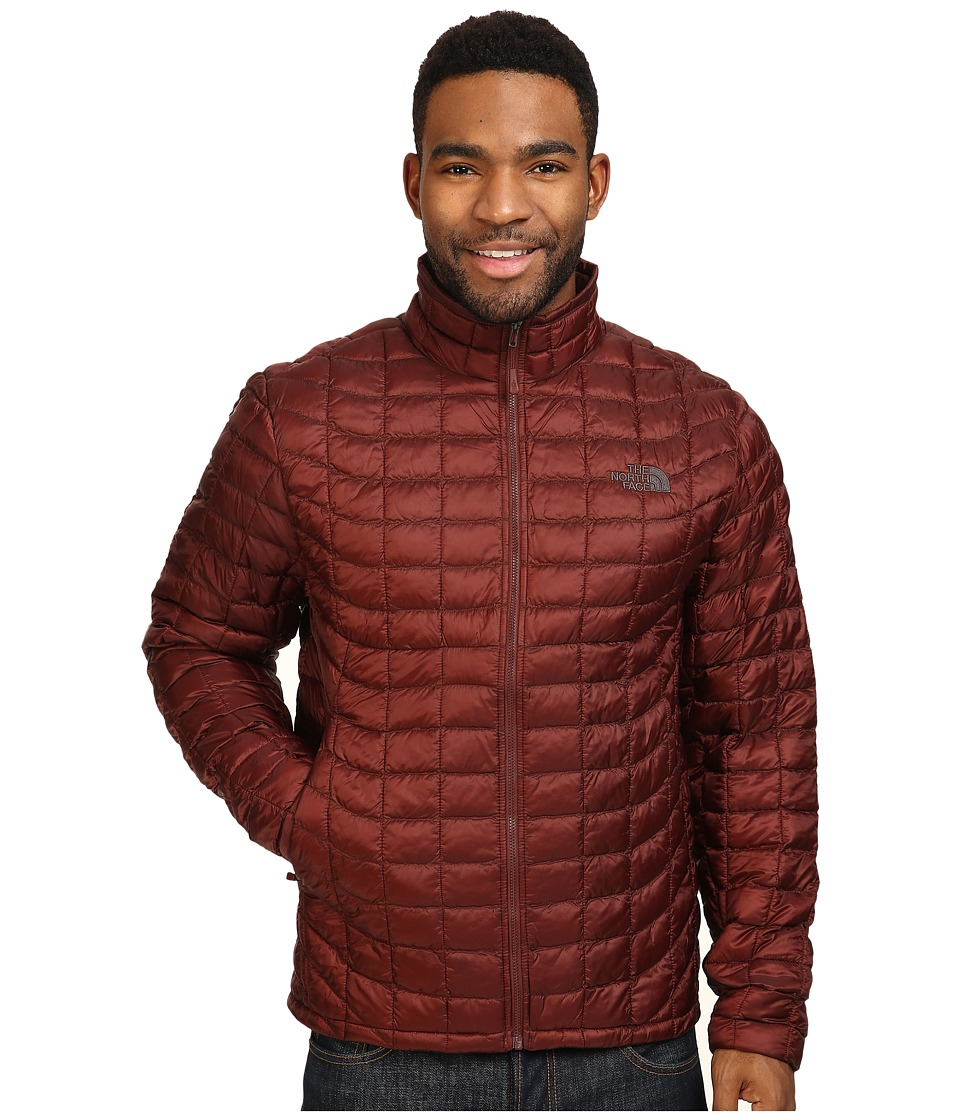 The North Face - ThermoBall Full Zip Jacket (Sequoia Red) Men