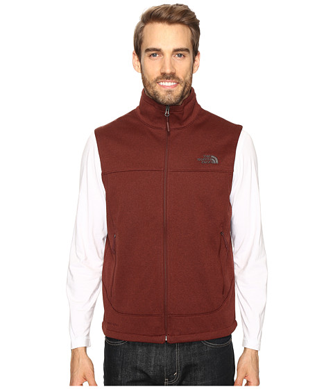 The North Face Canyonwall Vest - Sequoia Red Heather/Sequoia Red Heather