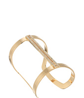 GUESS - Wide Open Bar Cuff with Stones Bracelet