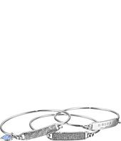 GUESS - Dainty ID Bracelet Trio
