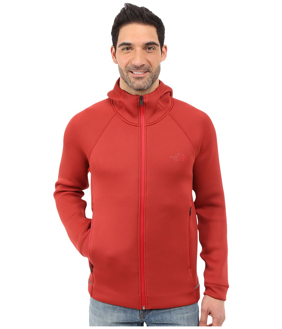 The North Face Upholder Hoodie (Cardinal Red Heather) Men