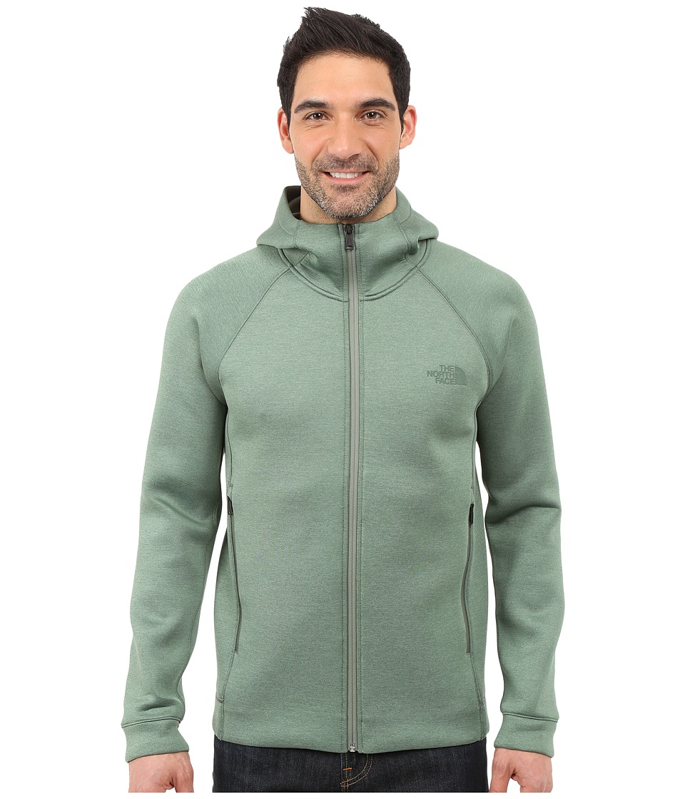 The North Face Upholder Hoodie (Duck Green Heather) Men