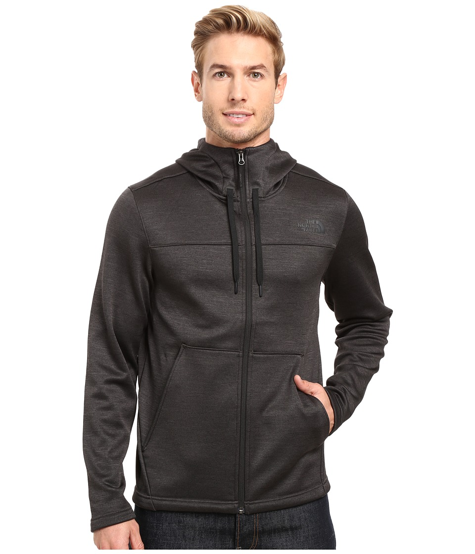 The North Face Schenley Hoodie (TNF Dark Grey Heather (Prior Season)) Men