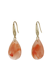 GUESS - Faceted Teardrop Stone Earrings