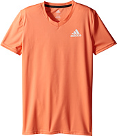 adidas Kids - V-Neck Clima® Shirt (Big Kids)