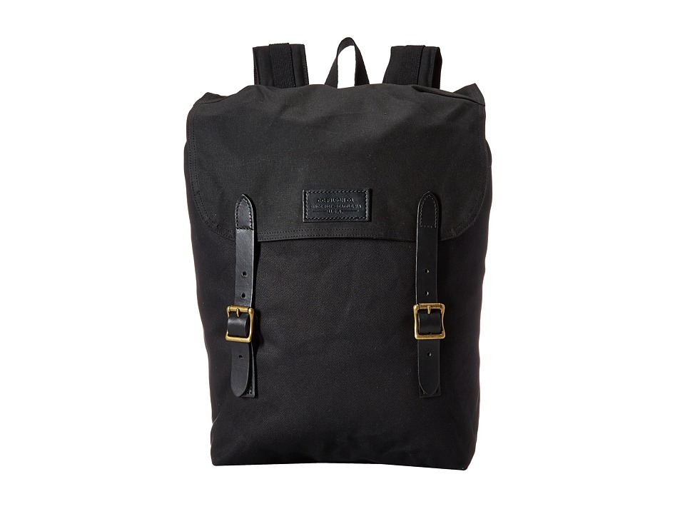 Filson - Ranger Backpack (Black) Backpack Bags