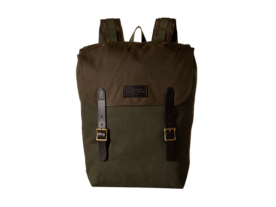 Filson - Ranger Backpack (Otter Green) Backpack Bags