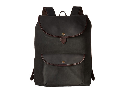 Filson Rugged Suede Backpack - Smoke