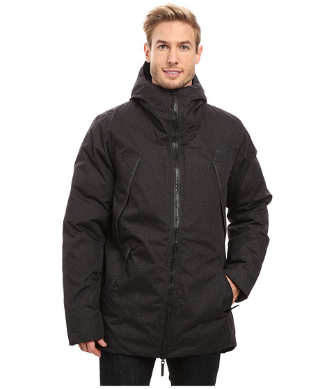 The North Face Geissler Parka - TNF Black Heather