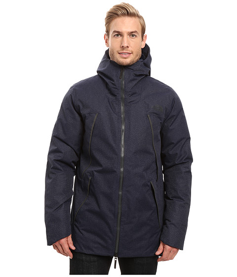The North Face Geissler Parka - Urban Navy Heather