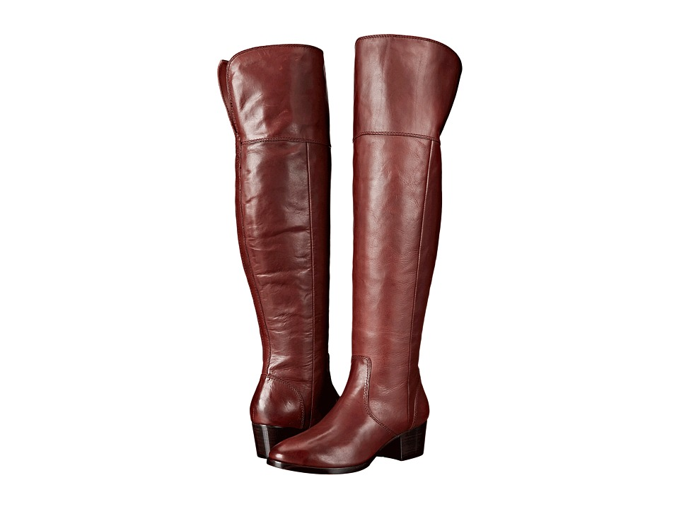 Frye - Clara Over-The-Knee Wide (Redwood Extended) Women