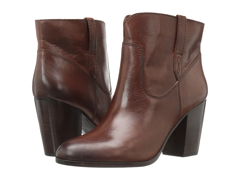 Frye Myra Bootie (Redwood) Women
