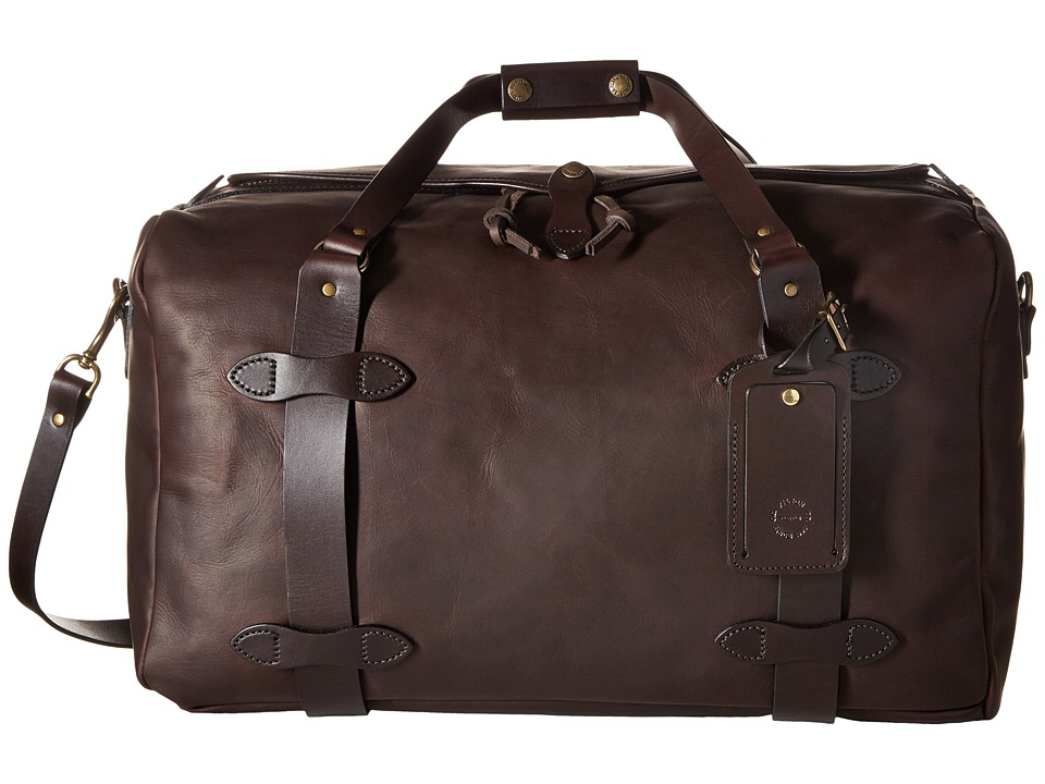 Filson - Medium Weatherproof Duffel (Sierra Brown) Duffel Bags