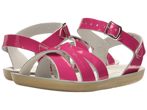 Salt Water Sandal by Hoy Shoes Sun-San - Swimmer (Toddler/Little Kid) - Shiny Fuchsia