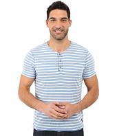 Calvin Klein Jeans - Short Sleeve Wash Stripe Henley