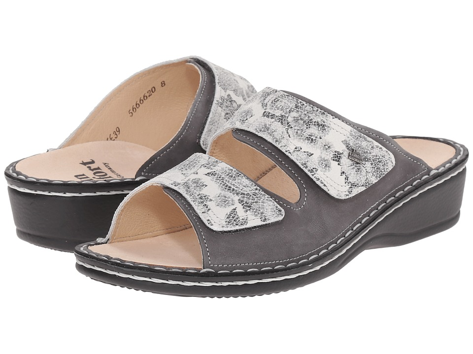 Finn Comfort Jamaica 2519 Street Womens Slide Shoes