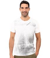 Calvin Klein Jeans - Fade Linear Crew Neck Tee