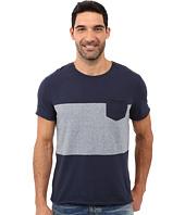 Calvin Klein Jeans - Short Sleeve Modern Stripe Block Crew