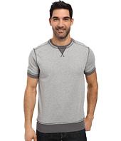 Calvin Klein Jeans - Solid Short Sleeve Crew Sweatshirt