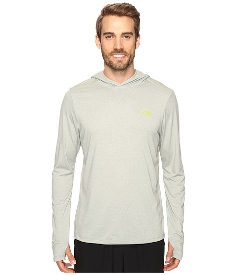 The North Face Reactor Hoodie - Wrought Iron Heather