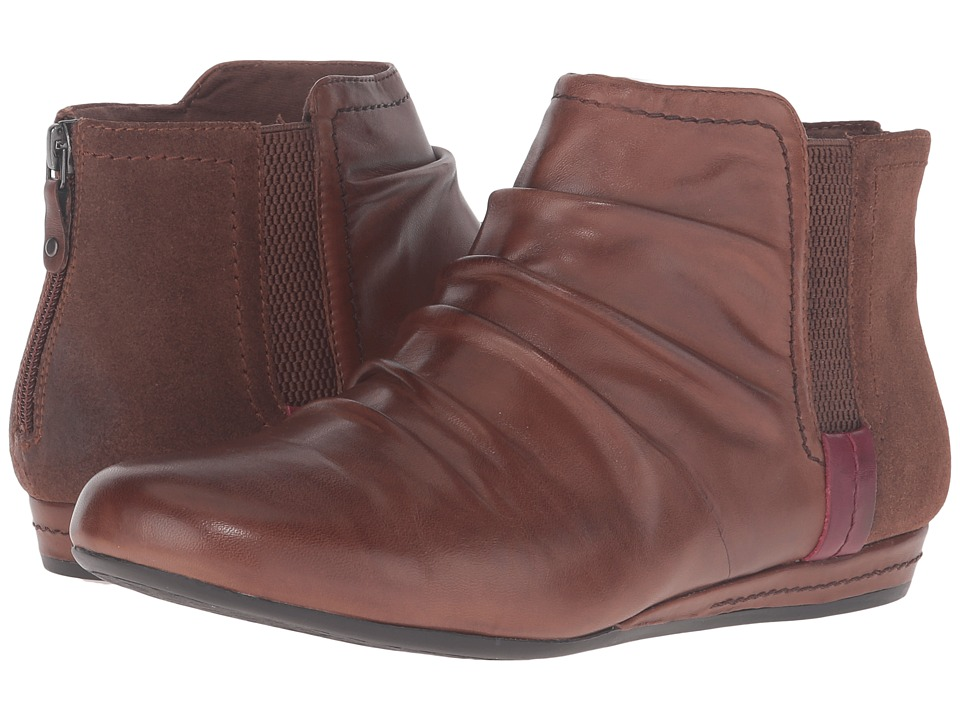 Rockport Cobb Hill Genevieve (Almond) Women