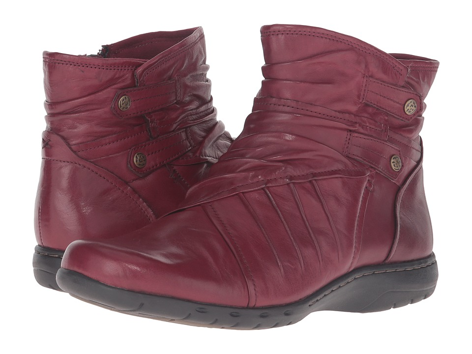 Rockport Cobb Hill Pandora (Bordeaux) Women