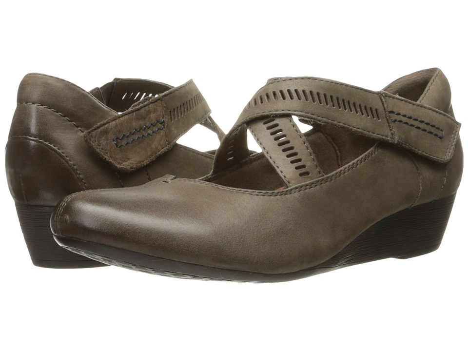 Rockport Cobb Hill Collection - Cobb Hill Janet (Stone) W...